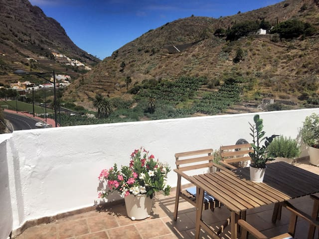 ABUELO PEPE HOUSE WIDE CENTRAL AND BEAUTIFUL VIEWS - Hermigua - 獨棟