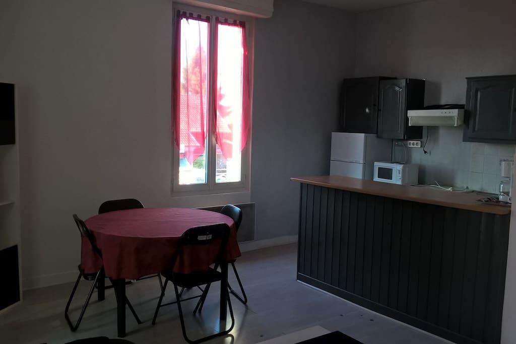 charmant t3 meubl appartements louer pau nouvelle aquitaine france. Black Bedroom Furniture Sets. Home Design Ideas