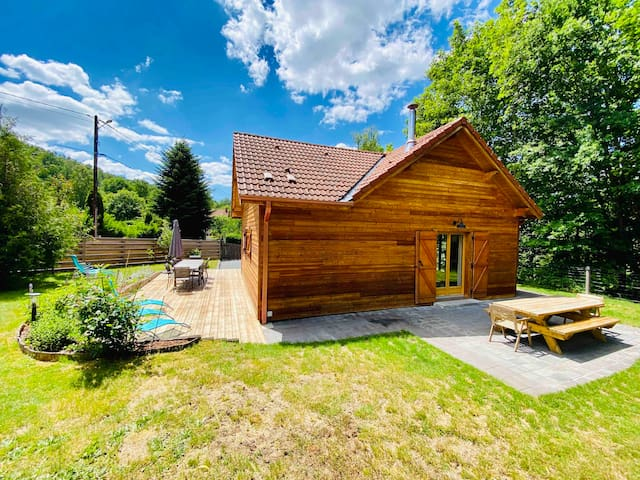Le Hygge Chalet Gerardmer 1-10 Pers