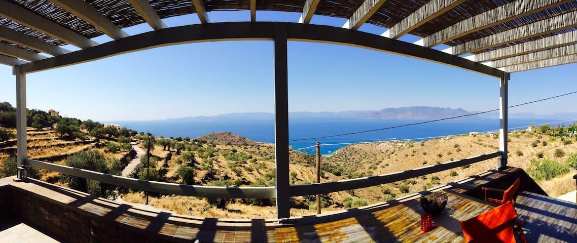 Sfendouri, Perdika - Aegina - Sfentouri
