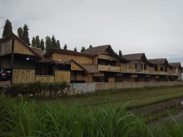 Radar Bambu Homestay - Bantul Regency