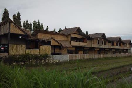 Radar Bambu Homestay - Bantul Regency - Pensió