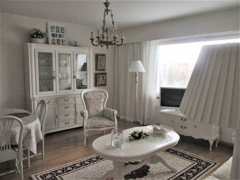 Kolmio/two bedroom apartment
