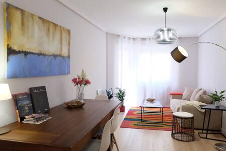 Bonita habitación doble junto al centro - Salamanque - Bed & Breakfast