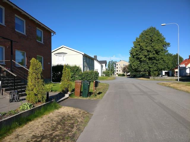 Central large house/apartment Älvsbacka Skellefteå