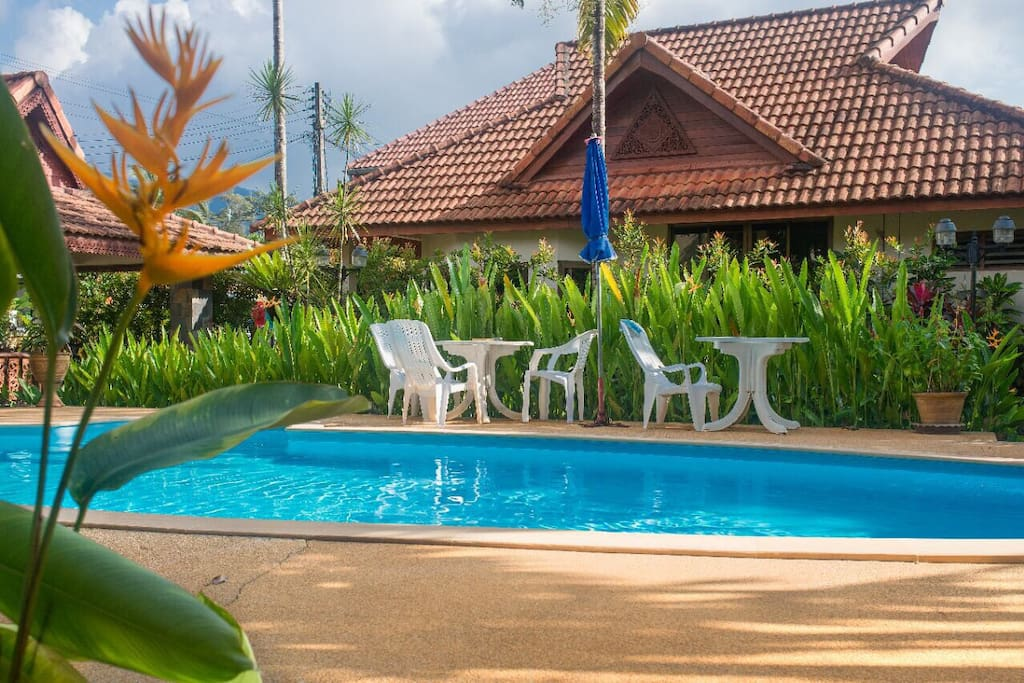 Family Bungalow With A Swimming Pool On Kamal 4 Villas For Rent In Phuket Phuket Thailand