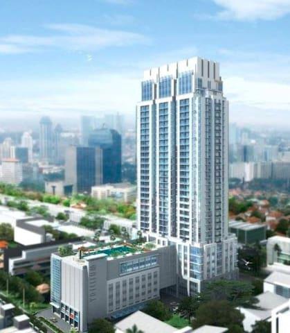 Trillium Residence - 2BR apartment in Surabaya