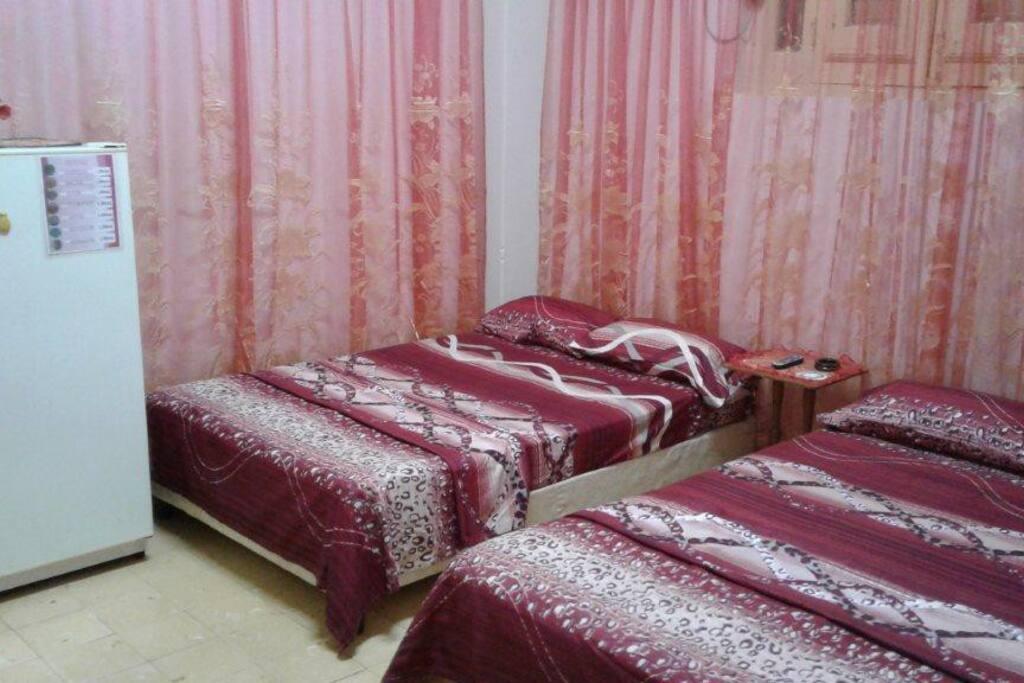 Dos camas doble