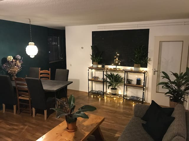 Apartment on border of Amsterdam