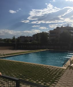 3 Rooms and pool/ close to the city and mountain - Sant Cugat del Vallès - Condominium