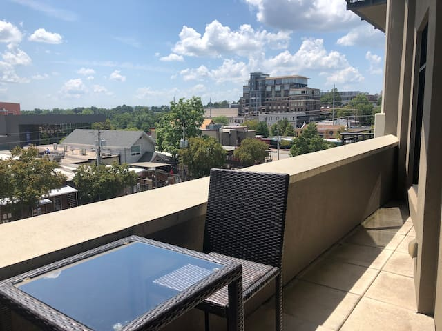 2 Bed 2 Bath in The Legacy Building off Dickson