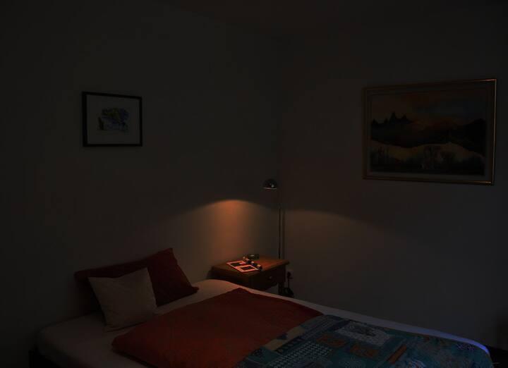 Calm 2-rooms loft in the center - Schwabing