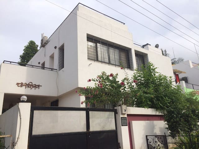 A Nice and cosy bungalow - Nashik - Дом