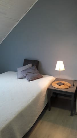 nice clean and quiet room near Strasbourg