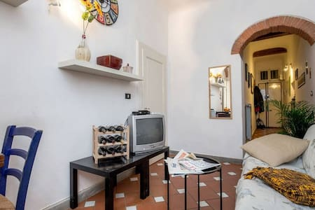 cheap tiny room in the heart of florence, wifi SMN - 佛罗伦萨 - 公寓