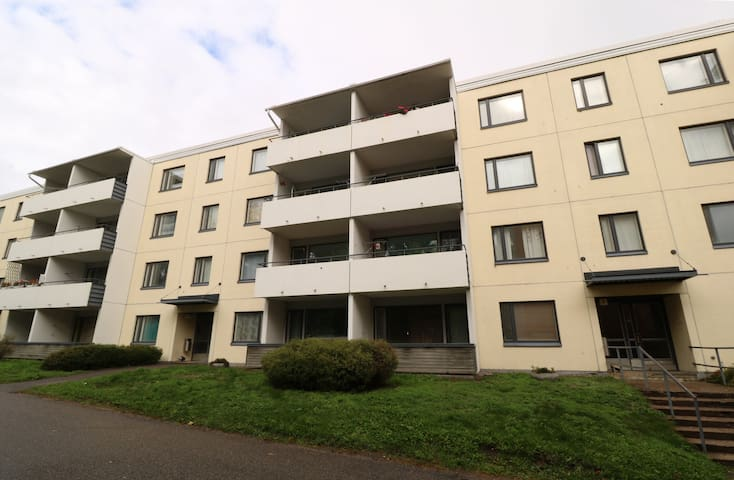 Two bedroom apartment in Kirkkonummi, Hopearinne 3