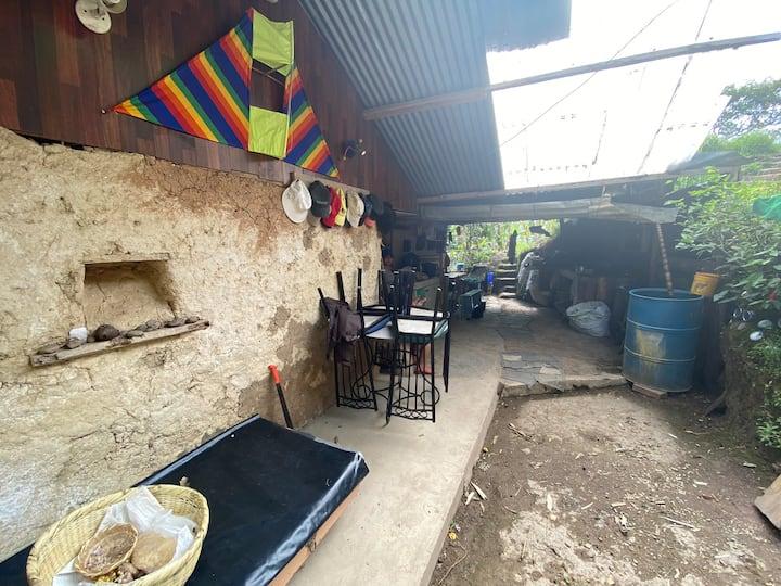 La cabaña de la abuela