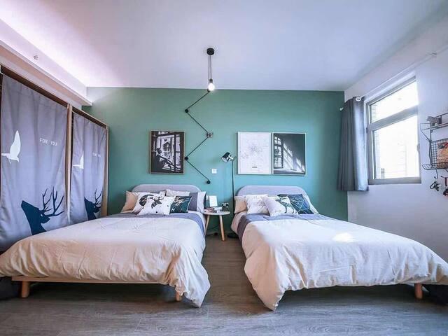 品牌公寓,月租,双床间,适合朋友闺蜜合住,管家服务,封闭式园区,安静安全。欢迎来电咨询哦