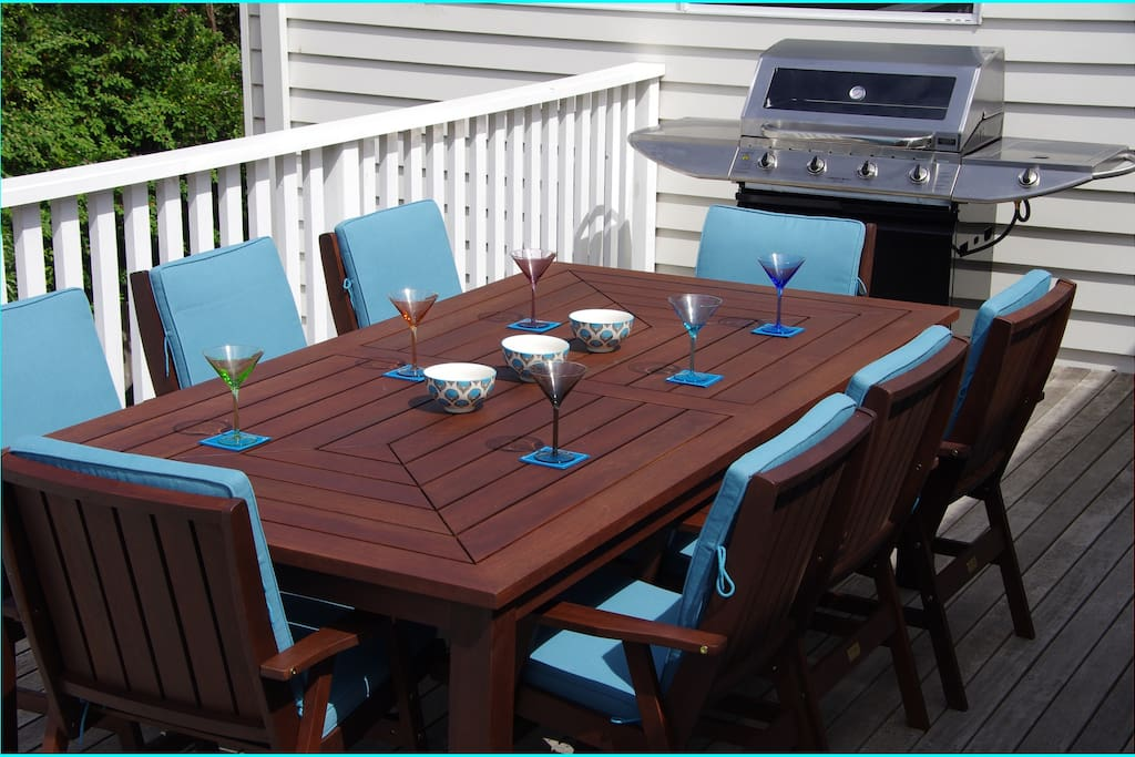 Outdoor Dining/BBQ