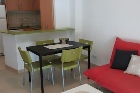 Apartamento con terraza en Es Mercadal - Es Mercadal - Daire