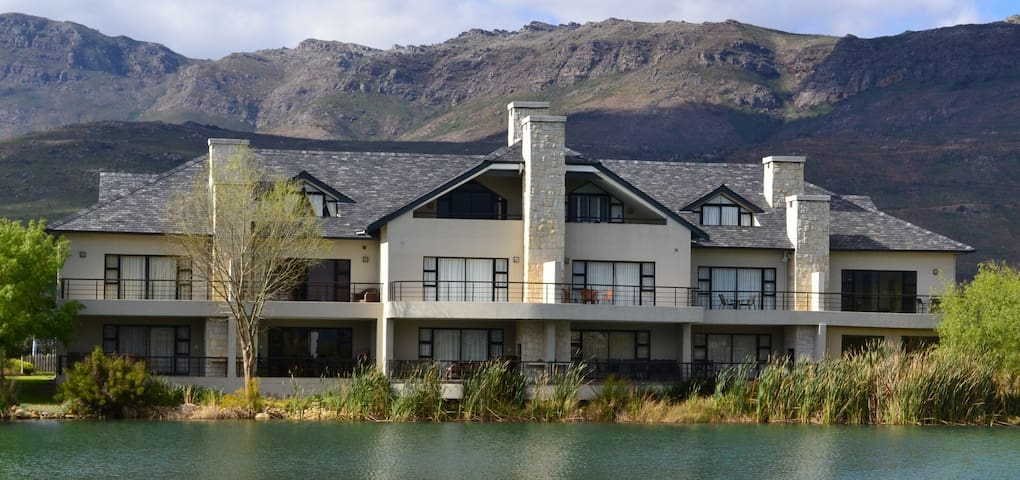 Pearl Valley Golf Lodge LC5A