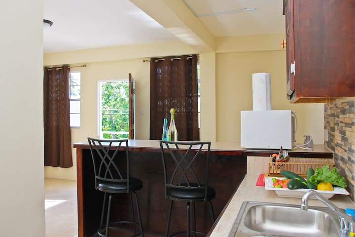 La Porsuette Inn Apt #3 - Castries City - Apartment