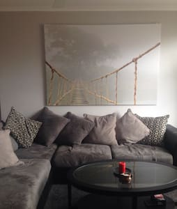 Modern, homely 2 bedroom apartment - Drummoyne