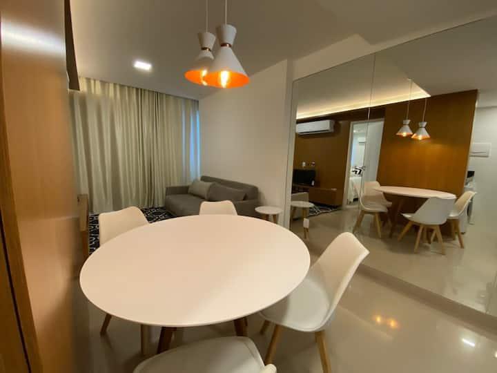 Beach Class Hotels e Residence- Boa Viagem -Flat B