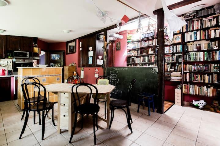 Gul Baba Saray 8 Romantic Loft (premium apartman)