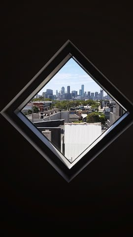 Stylish Port Melb-city, sand, sea all at doorstep. - Port Melbourne - Apartamento