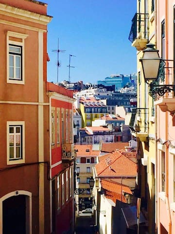 House with portuguese soul - Lisboa - Apartament