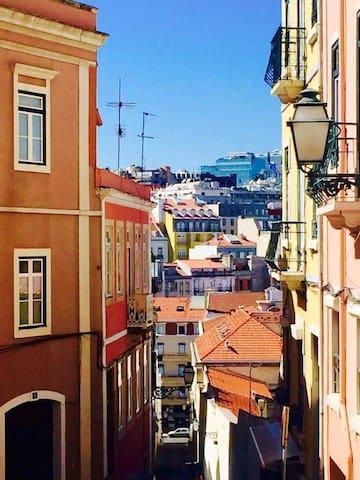 House with portuguese soul - Lisboa - Apartemen
