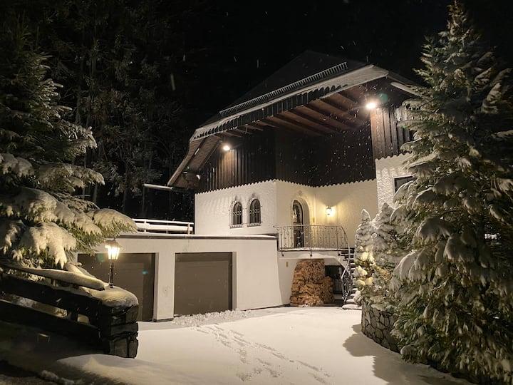 Schwarzwald-Villa mit Indoor-Pool