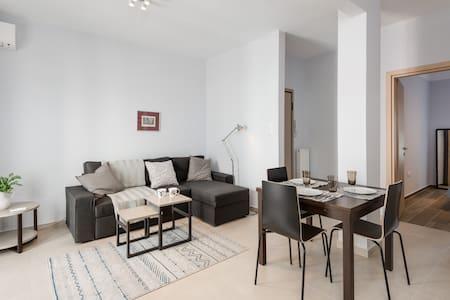 Kalamaria brand new 1 bedroom apartment
