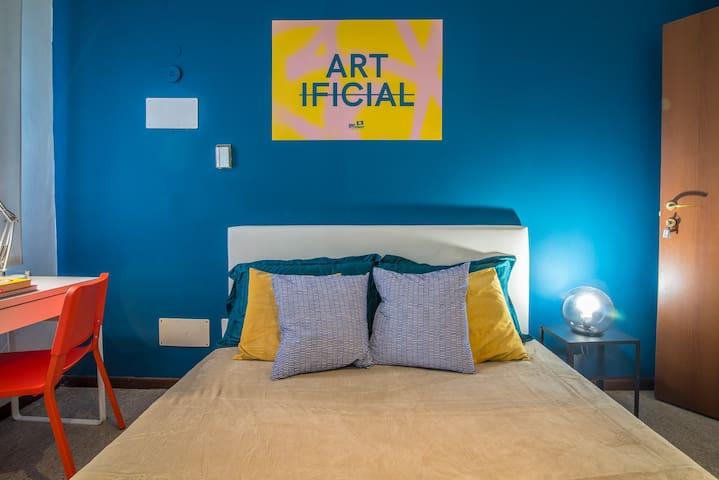 Great location, super central private room w/bath