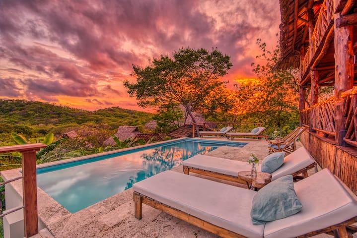 Eden 3 - Luxurious bungalow near San Juan del Sur