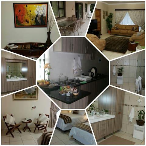 Spacious, Quiet, Modern, neat & very hospitable