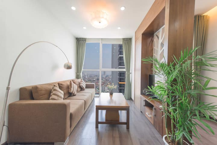 Luxury Canvas Apt - 2 brs, rooftop, panorama view