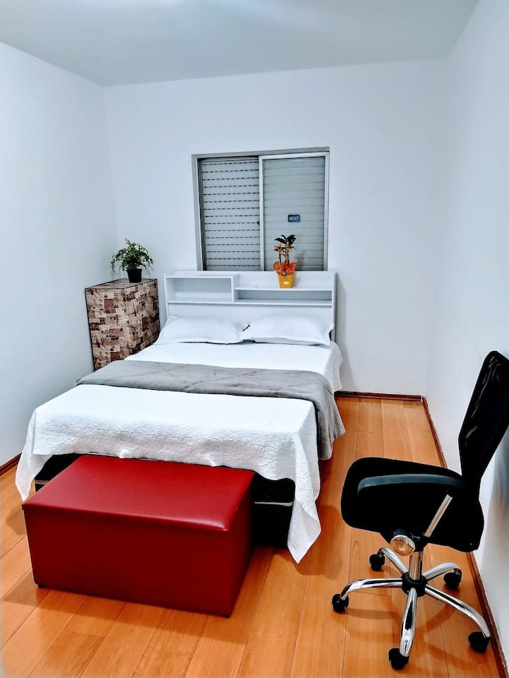 Private Room in the heart of campinas