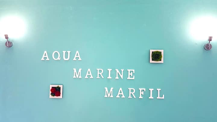 Aquamarine Marfil flat - Sun and pool