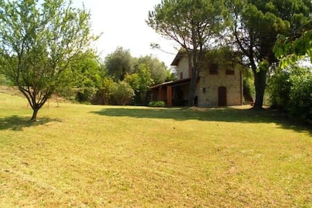 Charming, independent house with large garden - Costermano