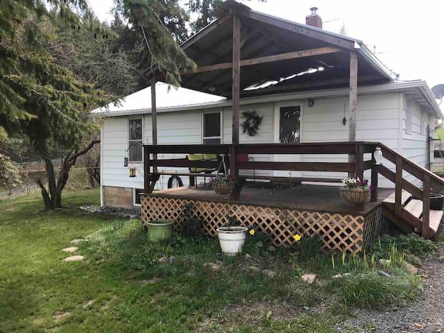 Cottage on the Palouse