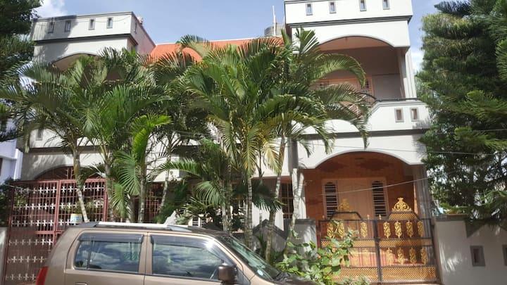 Mona room  GKVK/NCBS/Sahakarnagar/North Bangalore