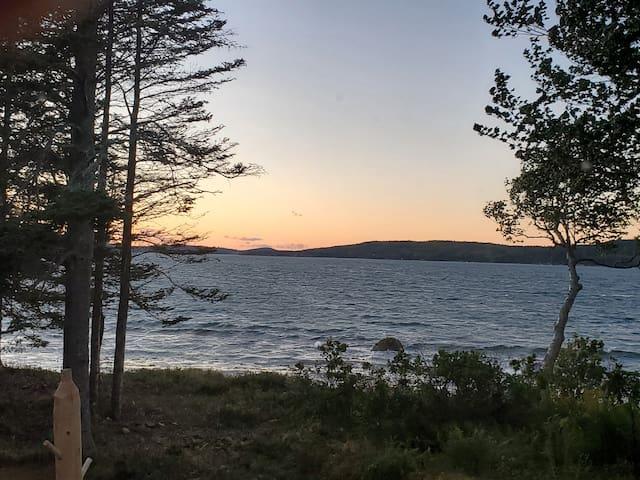 Beachfront Guest Cottage