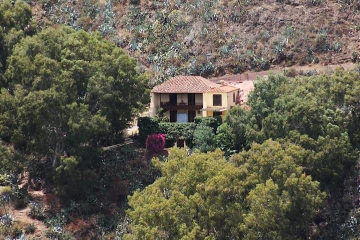"""""""Hoya Chiquita"""" Rural House - Santa Brígida - Hus"""