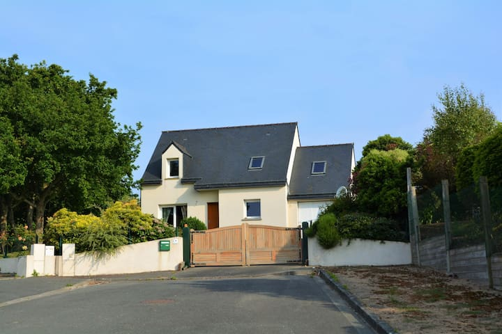 La maison de la Mer - Lézardrieux - Hus
