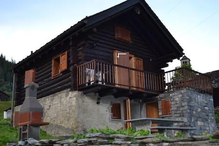 Ca' ai Capüsc - Campo (Vallemaggia) - House