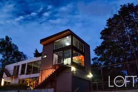 Sunset Point Modern Loft Overlook - Loft
