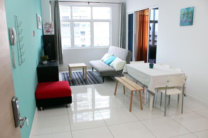 [Promo]Sky.Pod Residence Puchong 蒲种超值民宿公寓