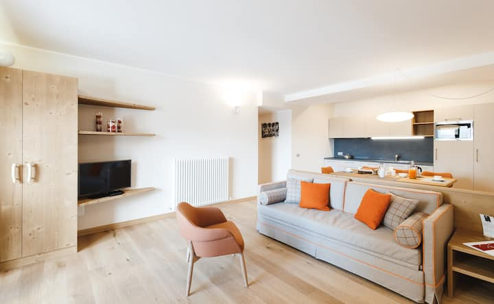 Two-Bedroom Superior Apartment with Sauna